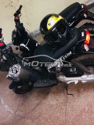 دراجة نارية في المغرب MBK Stunt - 206033