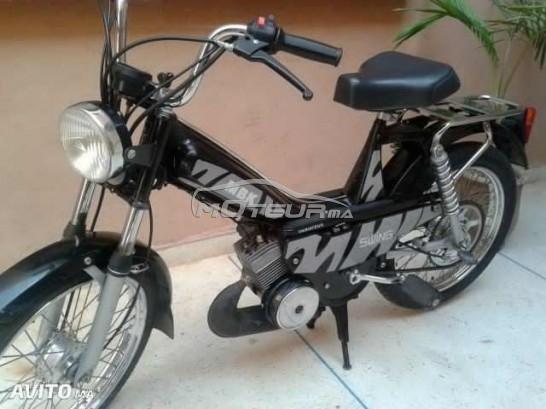 Moto au Maroc MBK Swing 2015 - 156921