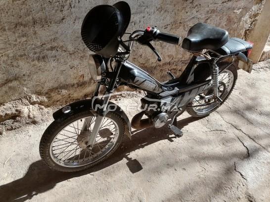دراجة نارية في المغرب MBK Swing - 334285