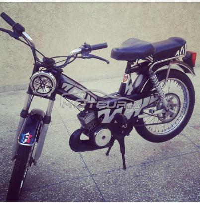 Moto au Maroc MBK Swing - 163637