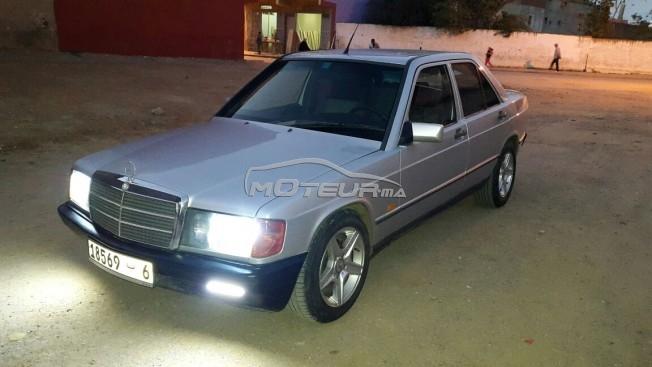 mercedes 190 2 5 d 1986 diesel 162460 occasion casablanca maroc. Black Bedroom Furniture Sets. Home Design Ideas