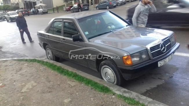سيارة في المغرب MERCEDES 190 - 260686