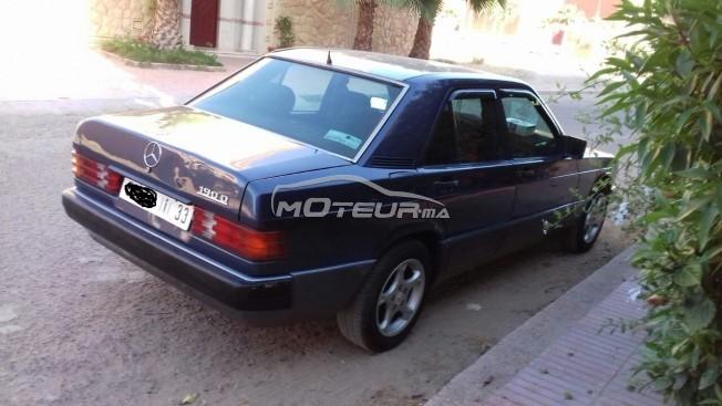 سيارة في المغرب مرسيدس بنز 190 - 213453