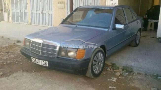 سيارة في المغرب مرسيدس بنز 190 - 168856