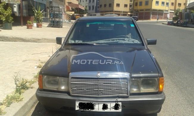 Voiture au Maroc MERCEDES 190 - 225732