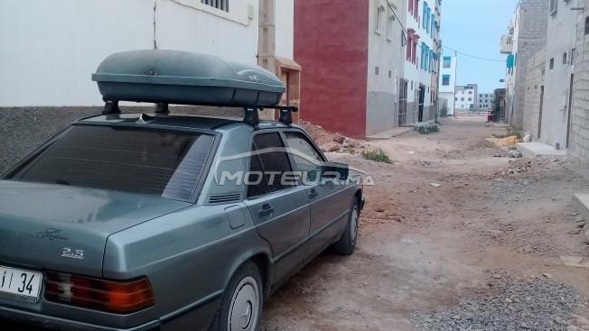 Voiture au Maroc MERCEDES 190 - 234319