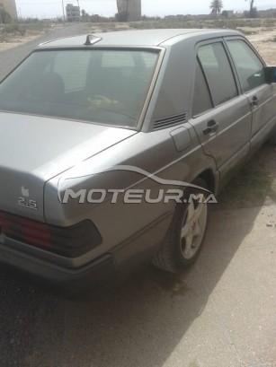 سيارة في المغرب MERCEDES 190 - 267938