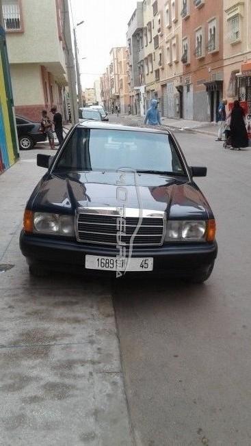 سيارة في المغرب مرسيدس بنز 190 - 214371