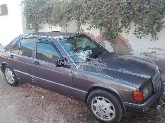 سيارة في المغرب مرسيدس بنز 190 - 218479