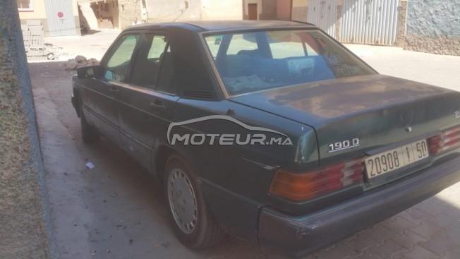 سيارة في المغرب MERCEDES 190 - 247841