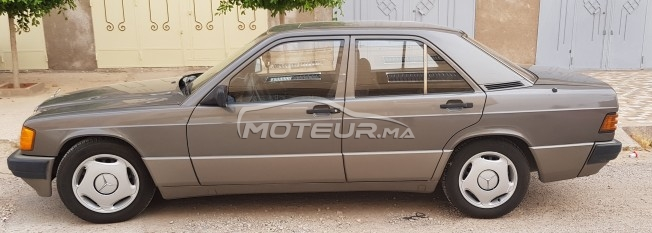 سيارة في المغرب MERCEDES 190 - 225676