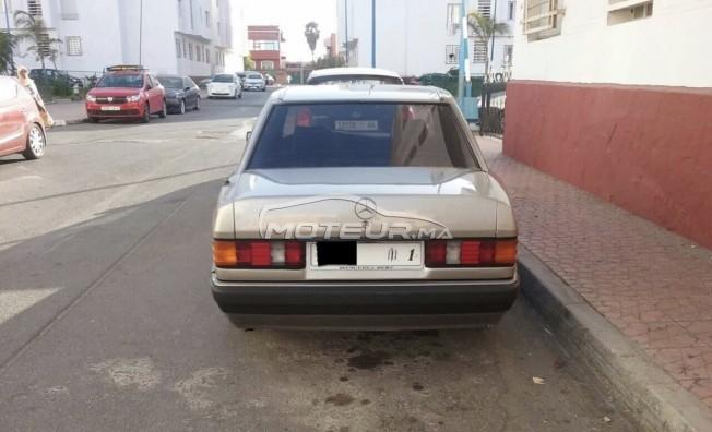 سيارة في المغرب MERCEDES 190 - 268160