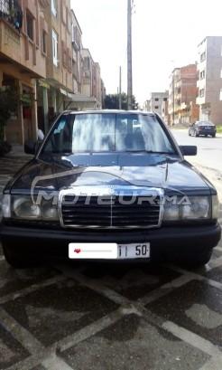 سيارة في المغرب MERCEDES 190 - 264049