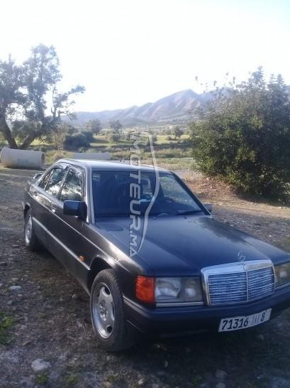 سيارة في المغرب MERCEDES 190 2.5 - 267523