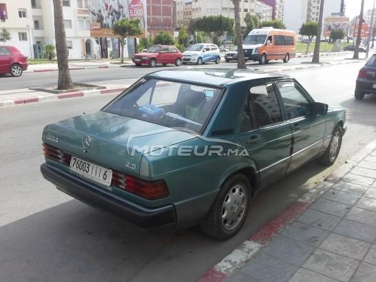 سيارة في المغرب MERCEDES 190 2.5 - 265342