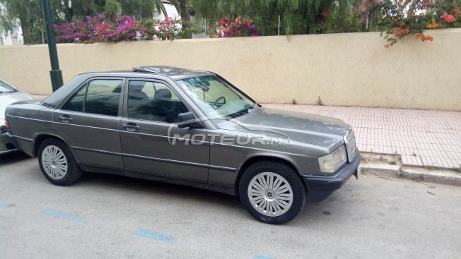 Voiture Mercedes benz R190 1998 à sale  Diesel  - 8 chevaux