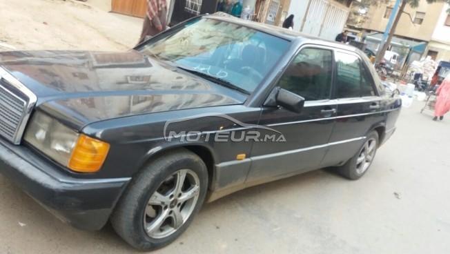 سيارة في المغرب MERCEDES 190 2.5 - 256400