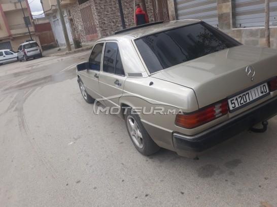 سيارة في المغرب MERCEDES 190 - 249469