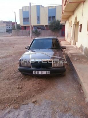 سيارة في المغرب مرسيدس بنز 190 - 198667