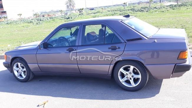 سيارة في المغرب MERCEDES 190 - 262035