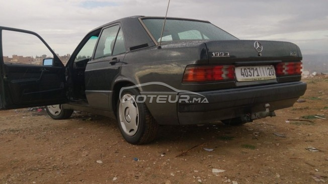 سيارة في المغرب MERCEDES 190 - 266463