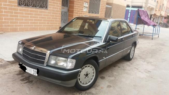 سيارة في المغرب MERCEDES 190 - 265075