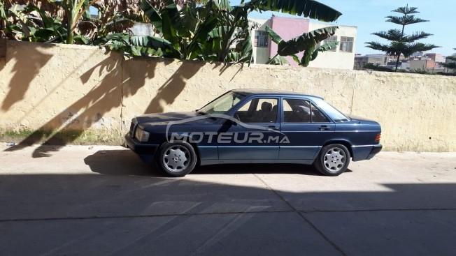 سيارة في المغرب MERCEDES 190 2,5 d - 261168