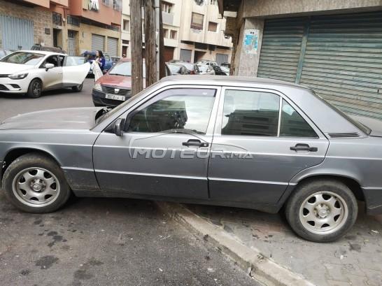 Voiture au Maroc MERCEDES 190 - 253226