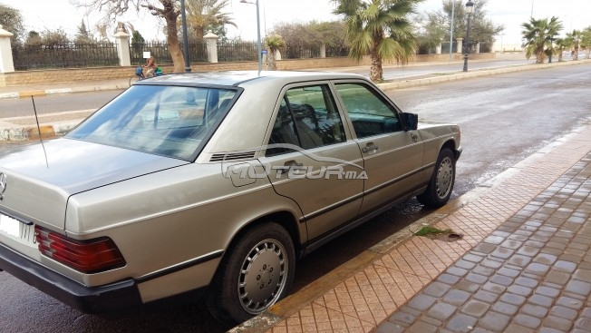 سيارة في المغرب مرسيدس بنز 190 - 169818
