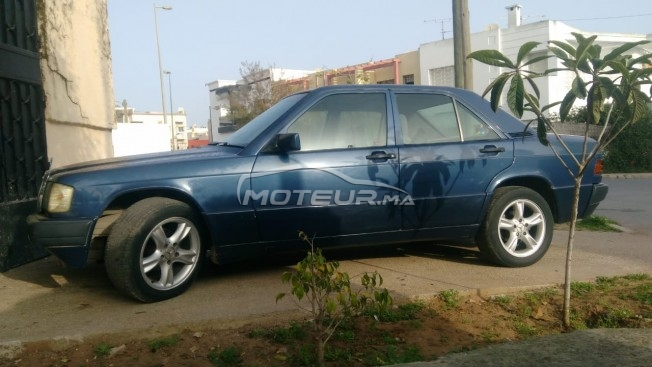 سيارة في المغرب MERCEDES 190 - 262857