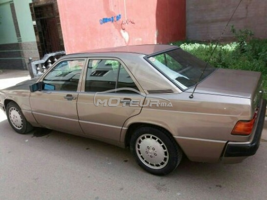 mercedes 190 1985 diesel 165532 occasion safi maroc. Black Bedroom Furniture Sets. Home Design Ideas