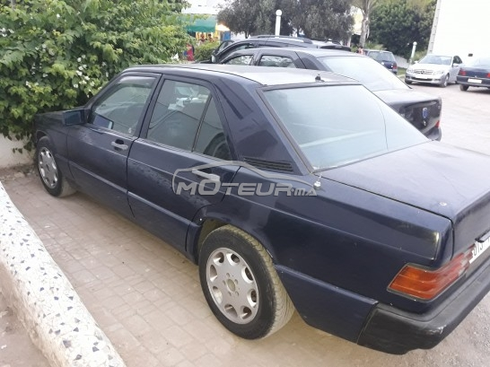 سيارة في المغرب MERCEDES 190 - 215507