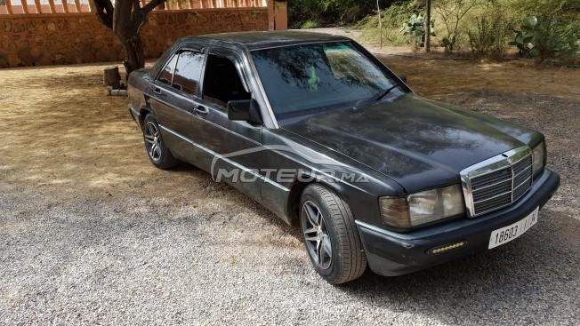 سيارة في المغرب MERCEDES 190 2.5 - 260892