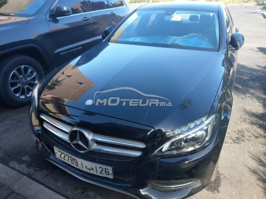 سيارة في المغرب مرسيدس بنز كلاسي سي 200d bluetec - 202346