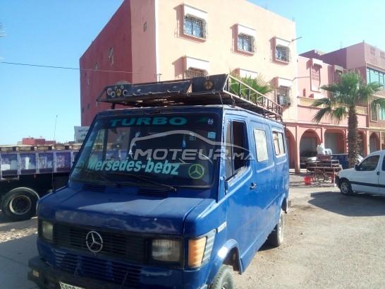 سيارة في المغرب MERCEDES 207d - 267000