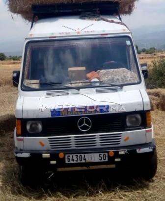سيارة في المغرب MERCEDES 207d - 256185