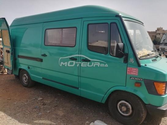 سيارة في المغرب MERCEDES 208 - 181203