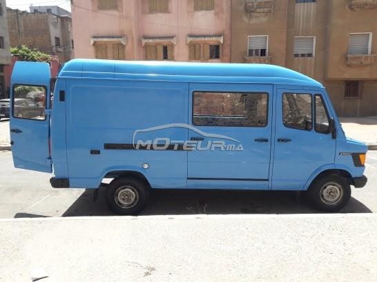 mercedes 210 fourgon vitre 1994 diesel 162261 occasion casablanca maroc. Black Bedroom Furniture Sets. Home Design Ideas