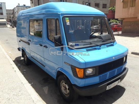Voiture au Maroc Fourgon vitre - 162261