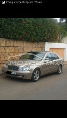 سيارة في المغرب مرسيدس بنز كلاسي سي 220 l - 235055