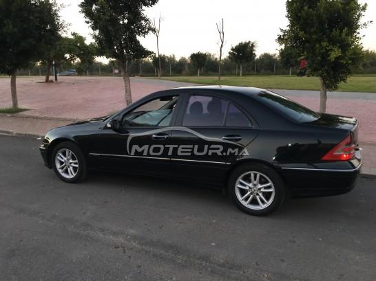 سيارة في المغرب MERCEDES Classe c 220 cdi élégance - 266718