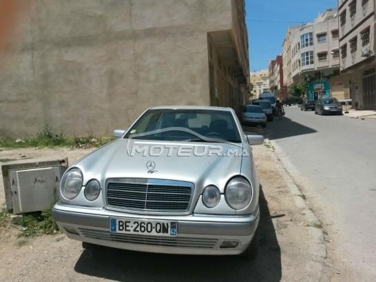 Voiture au Maroc MERCEDES Classe e 220 - 230412