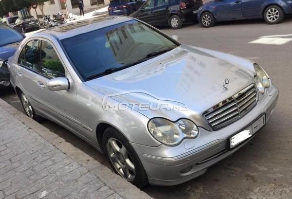 سيارة في المغرب MERCEDES Classe c 220 cdi avant-garde - 268249