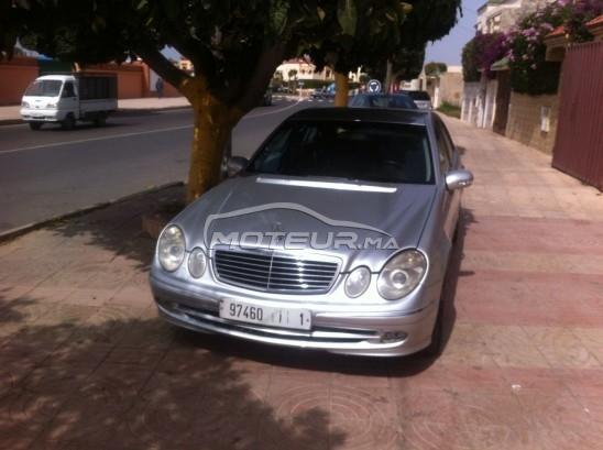 سيارة في المغرب مرسيدس بنز كلاسي ي 220 - 228841