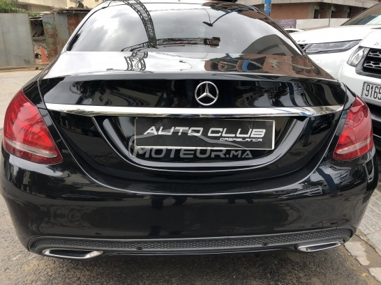 MERCEDES Classe c 220d pack amg occasion 677634
