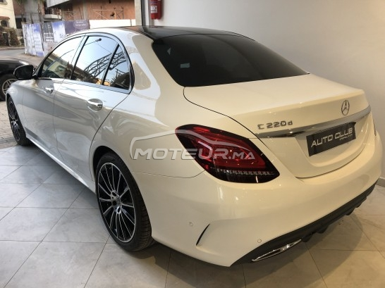 MERCEDES Classe c 220 pack amg occasion 686562