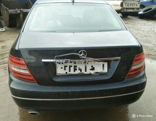 سيارة في المغرب مرسيدس بنز كلاسي سي - 211282