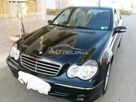 سيارة في المغرب مرسيدس بنز كلاسي سي 220 cdi - 177849