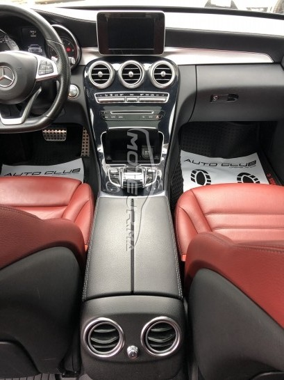 MERCEDES Classe c 220d pack amg occasion 677631