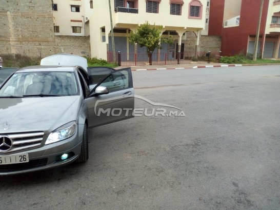 Voiture au Maroc MERCEDES Classe c 220 cdi avantgarde - 245936